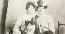 Workers of Mamiaggi Hotel (Before 1904)(Mummi Dangila, Beda Ahonen & Mrs. Sonja Akonen).