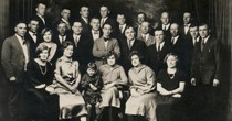 Executive Members Big Finn Hall (1930s)