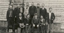 Finnish Community 1929. 32 miles west of Port Arthur (Nolalu).<br />