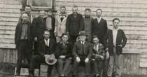 Finnish Community 1929. 32 miles west of Port Arthur (Nolalu).<br />