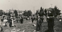 1907 Labour Day gathering.