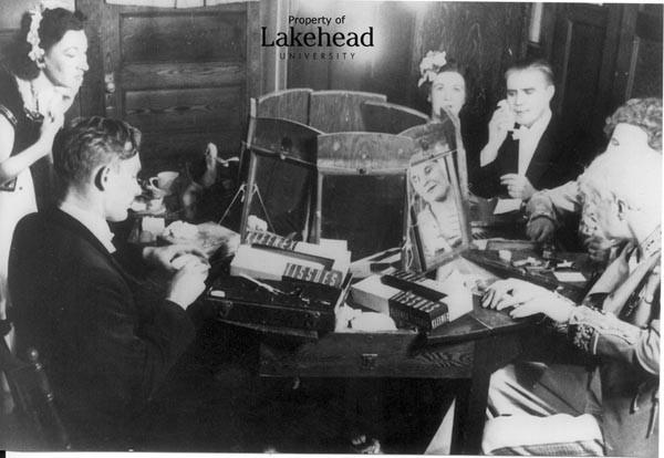 1939 Co op Meeting in Fort William.