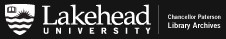 Lakehead University Library Archives